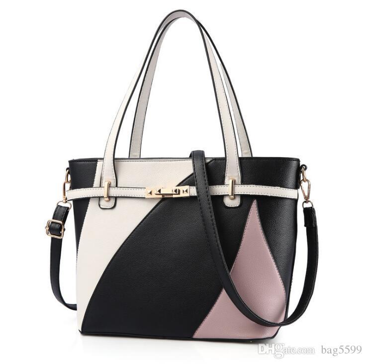 HBP 2021 Women's Bag New Fashion Handbag Large Capacity Large Bag Shoulder Messenger Bag