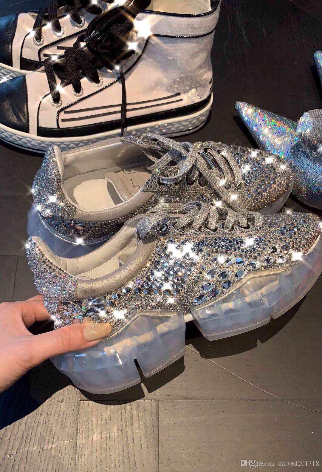 European luxury style Casual shoes fashionhot sale suede basket heart satin flat shoes Crystal Diamond Decoration, Fashionable Sexy Leisure
