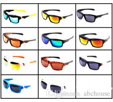 Sommer Goggle Sonnenbrille UV400 Schutz Sonnenbrille Mode Männer Frauen Sonnenbrille Unisex Gläser Radiergläser A ++ 11Farbe Hiwee