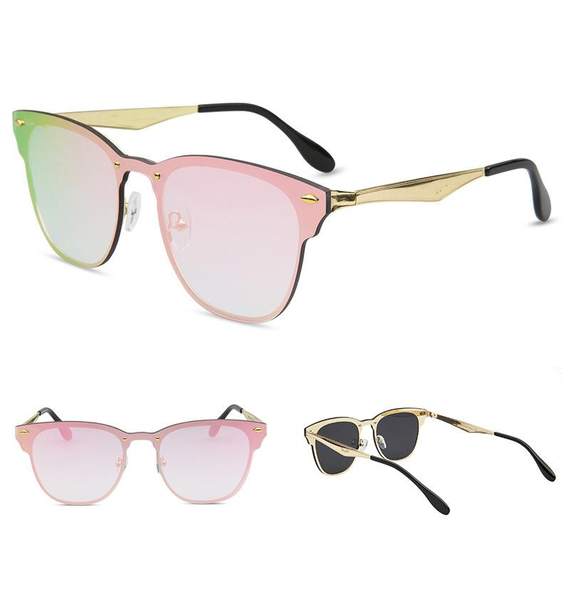 SCONTO DEL 39% HOT Occhiali da sole famosi per uomo Donna Casual da ciclismo Outdoor Occhiali da sole Siamese Spike Cat Eye Sunglasses