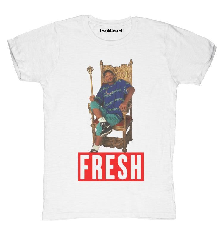 Новая футболка Blaze Man Willy Prince Fresh Idea подарков T Shirt Мужчины Смешной Tee рубашки с коротким рукавом