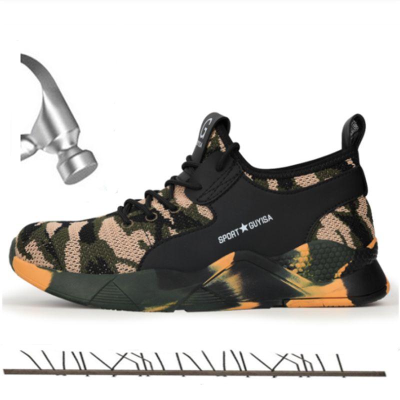 2020 Steel Toe Cap Work Boots