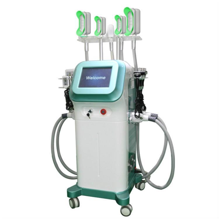 2020 En 9 Kolları Cryo Zayıflama Makinesi Dondurulmuş Yağ Freeze Vücut Şekli ve Makine Yağ Zayıflama donatılmış kullanım kılavuzu Donma kaldırın