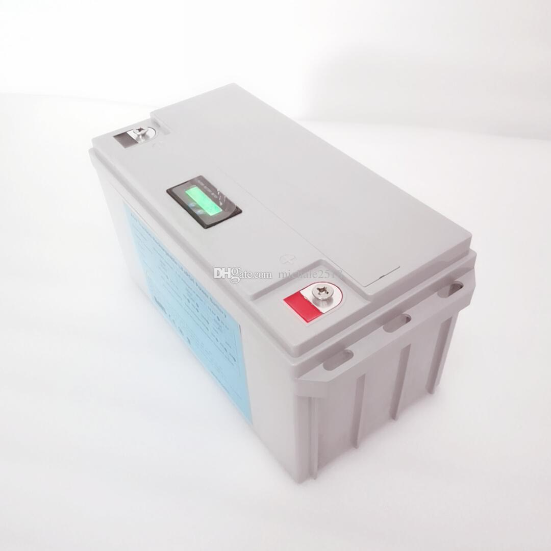 12.8V 100AH 3000cycles 1200WH 100A AGV 12V قابلة للشحن البطارية LiFePO4 بطارية لتخزين اتصالات تخزين الطاقة الشمسية لعبة غولف الجر دراجة ثلاثية العجلات التخييم