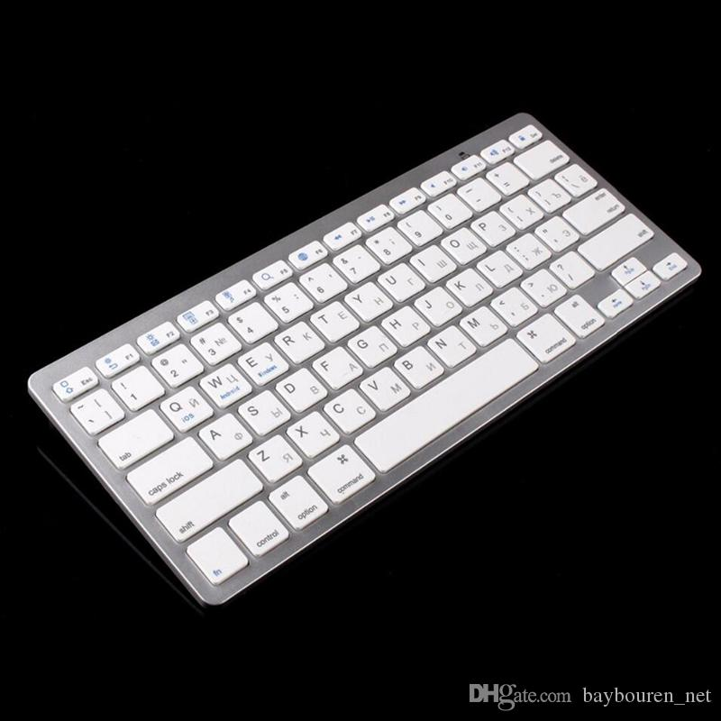 Ultra Slim Bluetooth Keyboard for Samsung Huawei Tablet and other Bluetooth Enabled Devices, for Android,Windows and IOS System