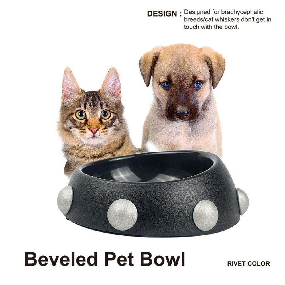 جديد منتجات الحيوانات الأليفة القط الكلب حيوان أليف عاء عاء الطعام مسمار عاء مكافحة بطيئة الغذاء الاختناق شحن مجاني JC033