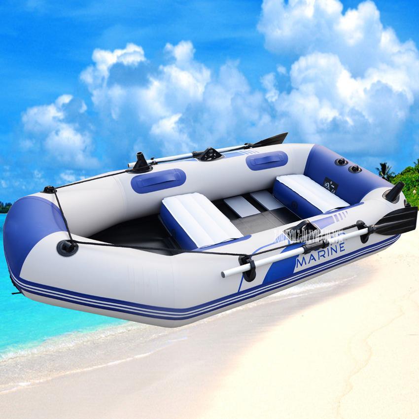 B3260 260 * 120 * 31см ПВХ надувная лодка, сетка, рыбацкая лодка, док-станция, 3 шт.