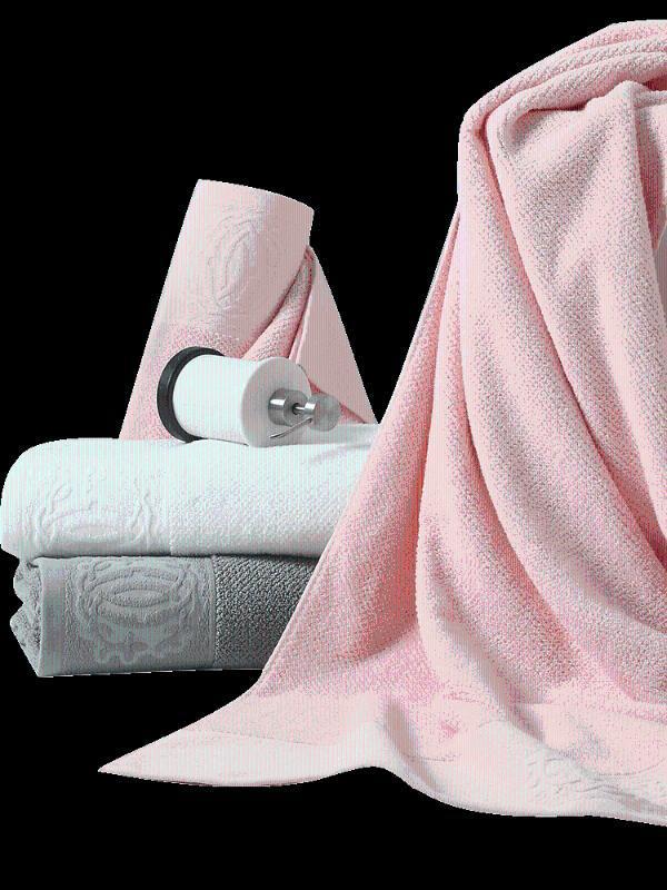 Набор пляжных полотенец толстая ванная комната микрофибра тренажерный зал Спорт синель хлопок отель толстый банный халат Recznik подарочная коробка EE50YJ