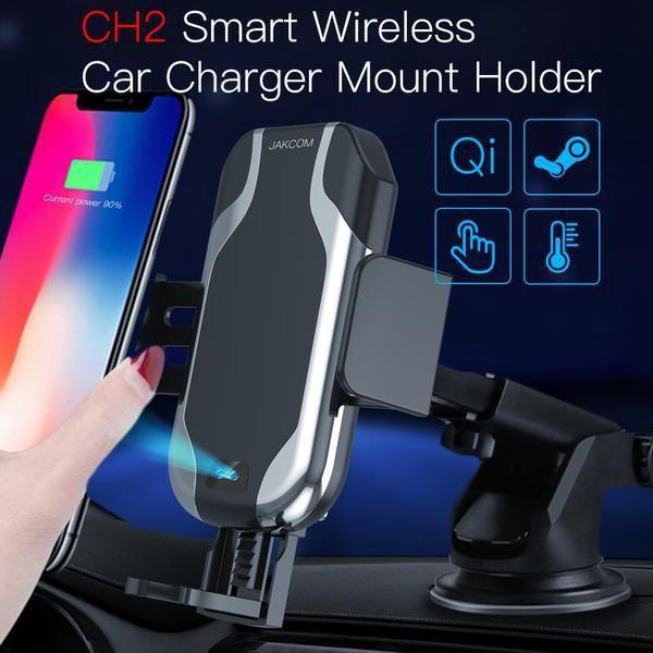 JAKCOM CH2 Supporto per caricabatterie per auto senza fili intelligente Vendita calda in altre parti di telefoni cellulari come telefono antincendio stick antminer d3 cellulare
