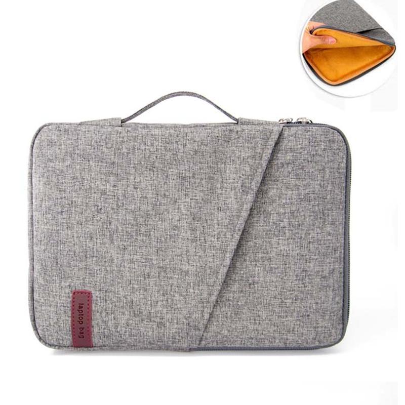 Sleeve Shockproof Tablet Bag Bolsa para Samsung Galaxy Tab A A6 10.1 2016 Sm-T580 T585 P580 P585 Cotton Liner Sleeve Case Capa T190711