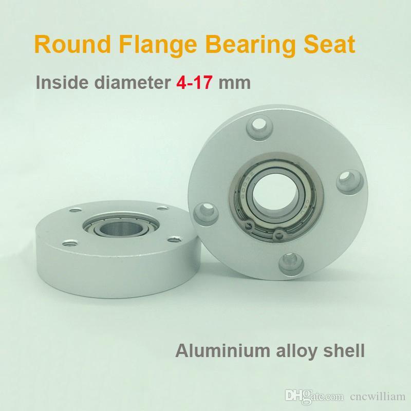 Tendo assento conjunto de rolamento assento Suporte Flange apoio fixo de sede simples BGRA / SBARA