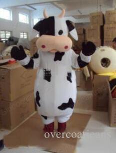 2019 скидка фабрика продажа корова костюм талисмана необычные платья экипировка EPE