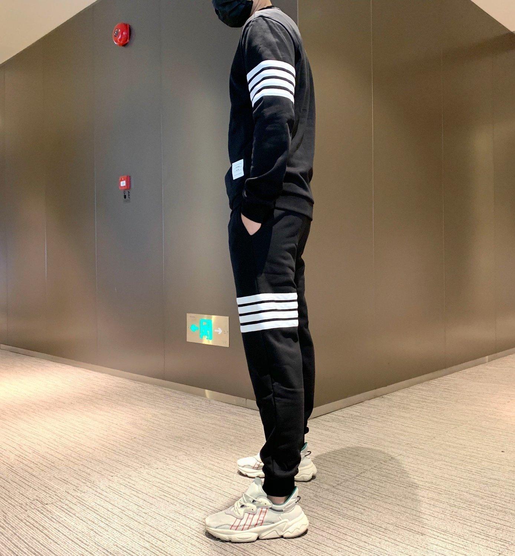 hombre de primera calidad chándal camiseta para hombre de la chaqueta de los pantalones de dos piezas de ropa ** * 146 5ce7bf336f616e0f4c57be33