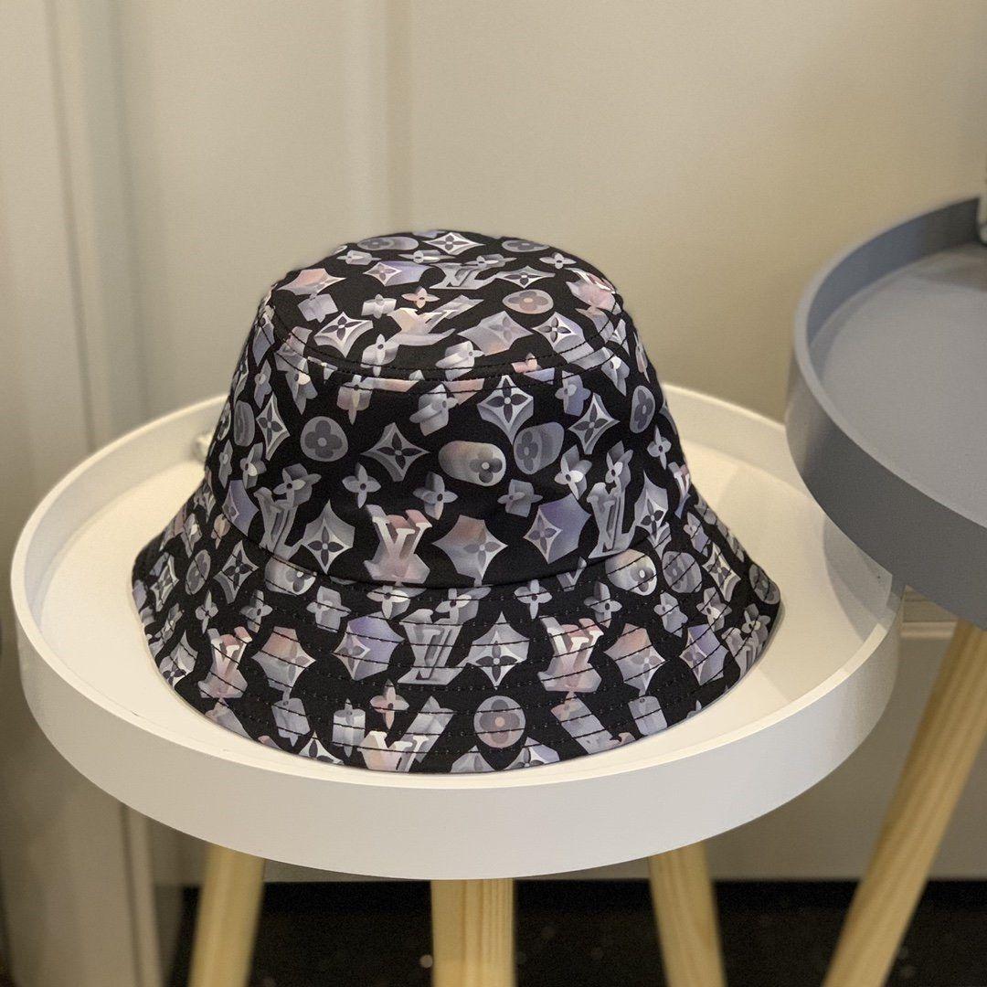 naranja del sombrero del cubo sólido sombreros de verano para protegerse del sol hombres de las mujeres unisex Pescador sombrero de la manera salvaje Cap Aire libre 11