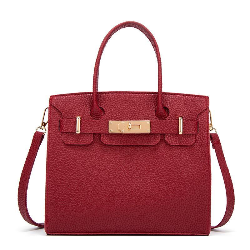 2020 Hot Women Handbags Mini Small Square Shoulder Bag Fashion Pu Leather Cheap Female Handbag