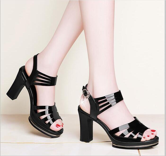 Shoes Woman Sandals High Heels Women