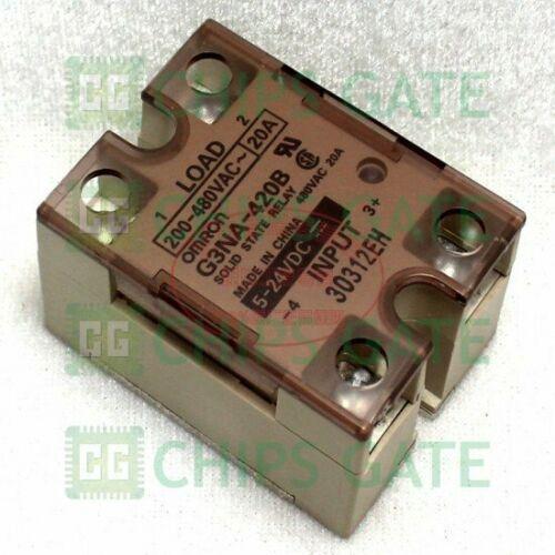 1PCS OMRON Solid State Relais G3NA420B 100-240 Marque NOUVEAU DANS G3NA420B