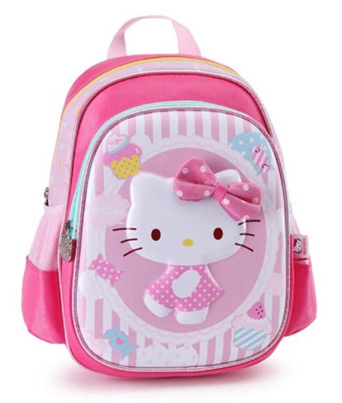 Girls Hello Kitty Rucksack Bag BRAND NEW School Nursery