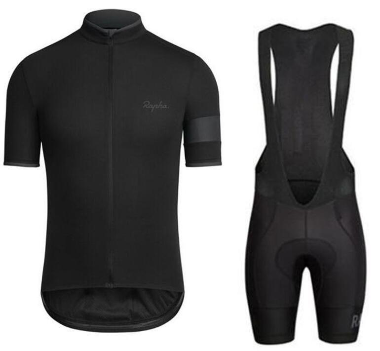 2019 Pro ekip Rapha Cycling Jersey Ropa ciclismo yol bisikleti yarışı giyim bisiklet giyim Yaz kısa kollu gömlek luzedan sürme