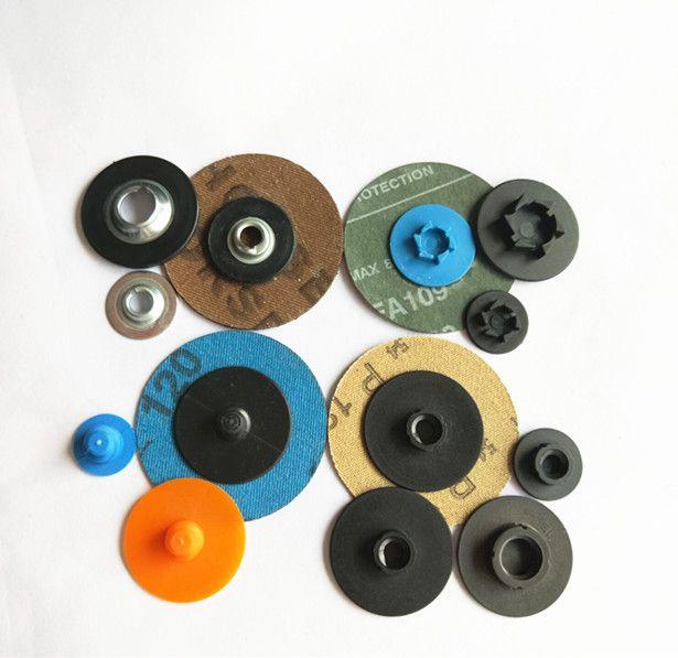 Abrasivos Cambio rápido Disco tipo-R / P / S Botones de plástico