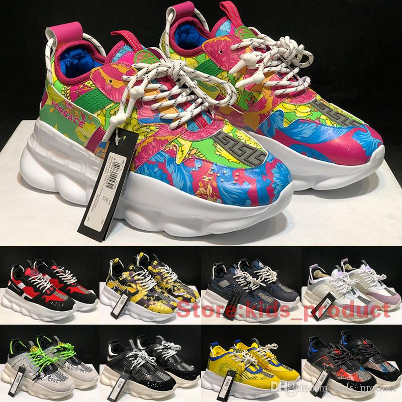versace chain reaction shoes off 51
