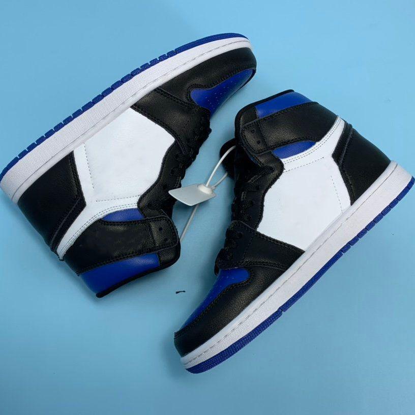 Inadecuado armario Clasificar  Compre Nike Air Jordan 1 AJ1 Aj1 2020 Diseño De Lujo Oficial 1s Atasco Del  Espacio Bred Concord Gimnasia Roja De Los Zapatos De Baloncesto De Las  Muchachas Del Muchacho Joven Blanco