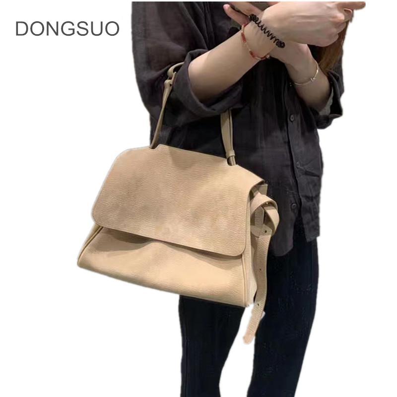 Grande grande spalla capienza borsa beige nero per le donne cuscino borse borsa nera 2020 primavera estate nuova