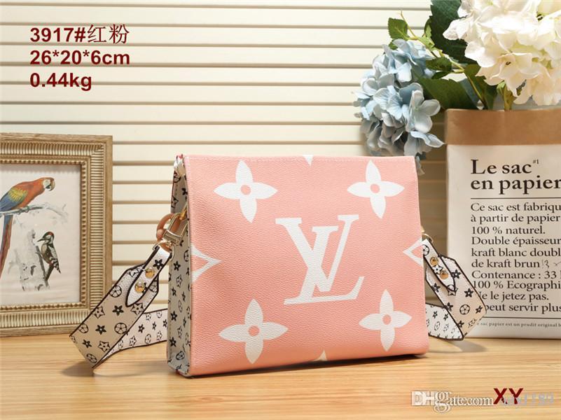 2020Hot Vender mais novo estilo Mulheres Messenger Bag Totes sacos Lady Composite mala a tiracolo Bolsas Pures225 A157