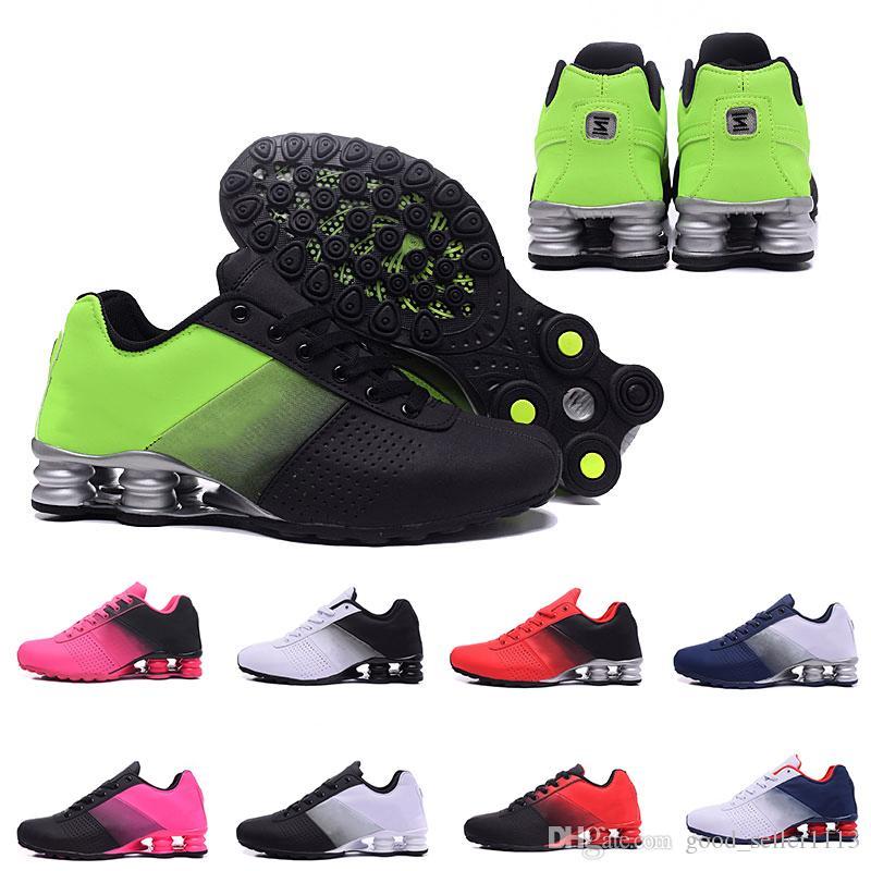 جديد تسليم 809 الرجال الاحذية أزياء المرأة الشهيرة الرجال تسليم OZ NZ رياضي المدربين أحذية رياضية 36-46