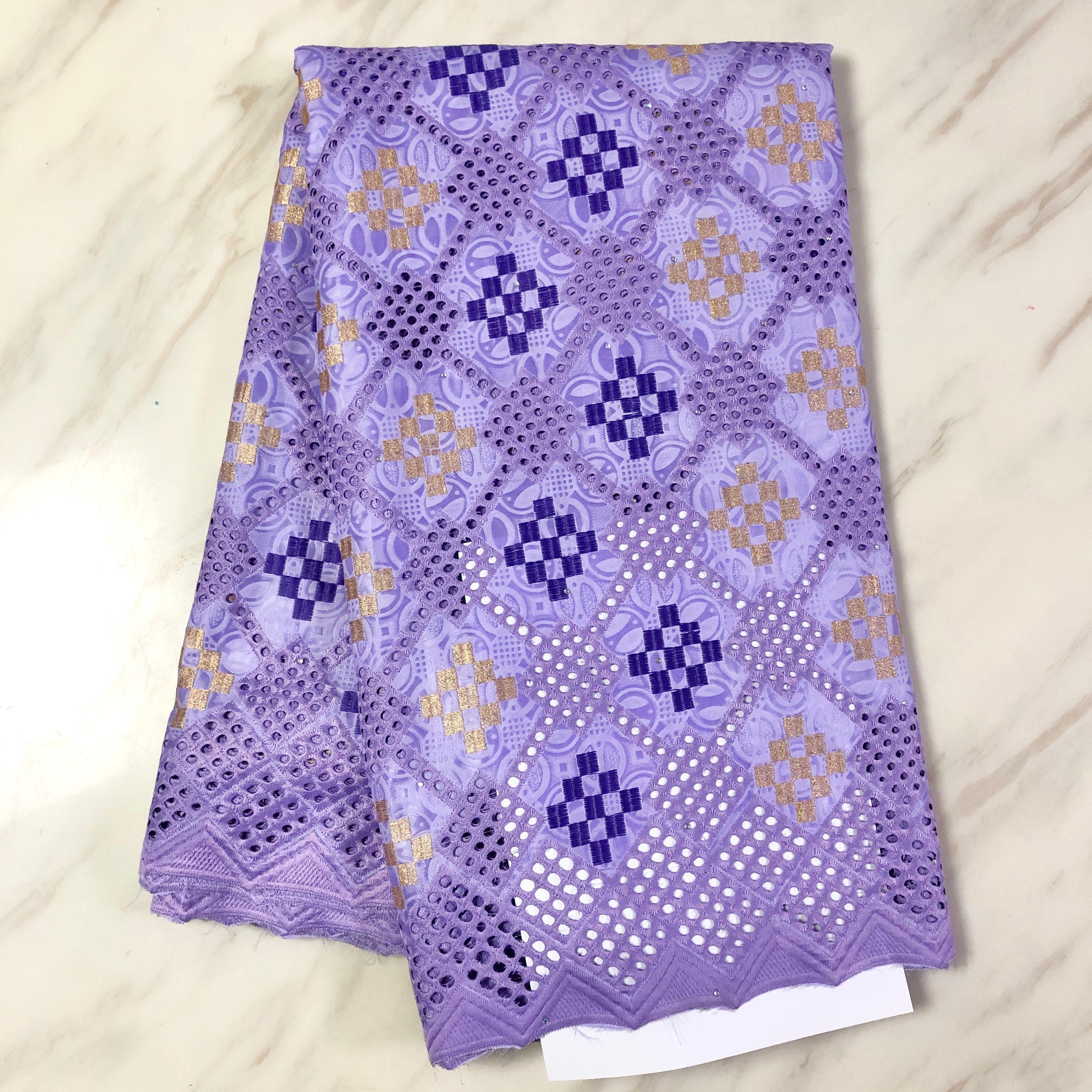 2020 neue Ankunft Stein afrikanische Bazin riche Stoff mit Perlen Stickerei Spitze / bazin riche Kleid Material Nigerian