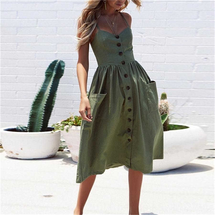 0CMxF Dresses Maxi Striped Beach Women Clothes 3 4 Sleeve Women's Dress Dresses Casual Dress Printed Holiday Slim Dresses Pocket Vestidos B4