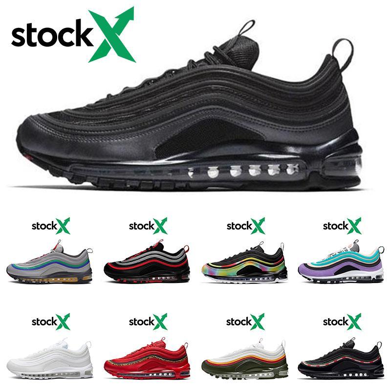 MSCHF x INRI Nike Air Max 97 Jesus Shoes кроссовки