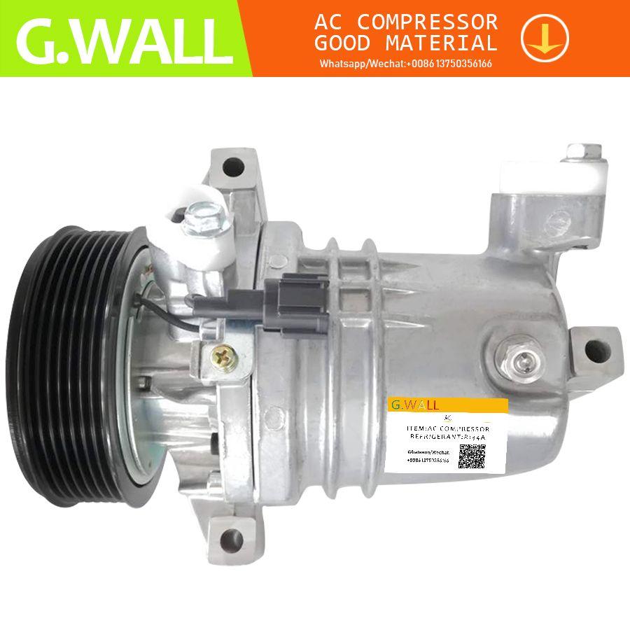 AC Compressor /& A//C Clutch For Nissan Versa /& Cube