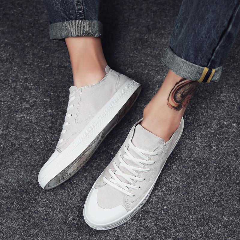 أحذية جلدية جلدية جلدية جلدية جلدية في الهواء الطلق الأزياء البريطانية عارضة مصمم أحذية تنفس أحذية رياضية أحذية العمل الصلبة A4