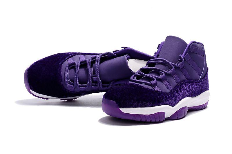 Fashion Velvet Heiress Purple And Blue