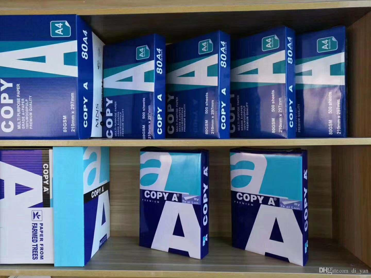 A4 printing copy paper 70g / 80g copy paper 1 pack 500 sheets