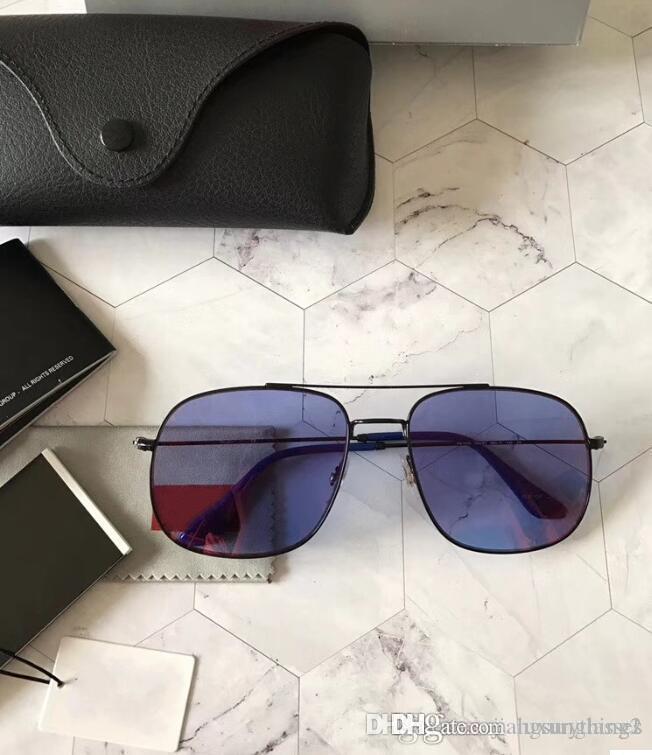 Новые дизайнерские солнцезащитные очки мужские солнцезащитные очки для мужчин женщин солнцезащитные очки бренд дизайнер УФ защита 3595 объектив летние солнцезащитные очки с коробкой