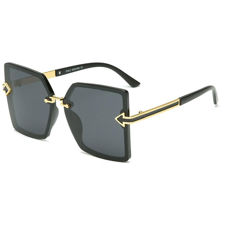 نظارات شمسية للرجال والنساء من العلامة التجارية مصمم