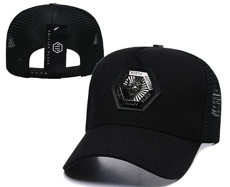 Últimas MenCarta do desenhista do bordado Hat Casquette Luxo Ícone ajustável chapéu de basebol de luxo Verão oco Boné