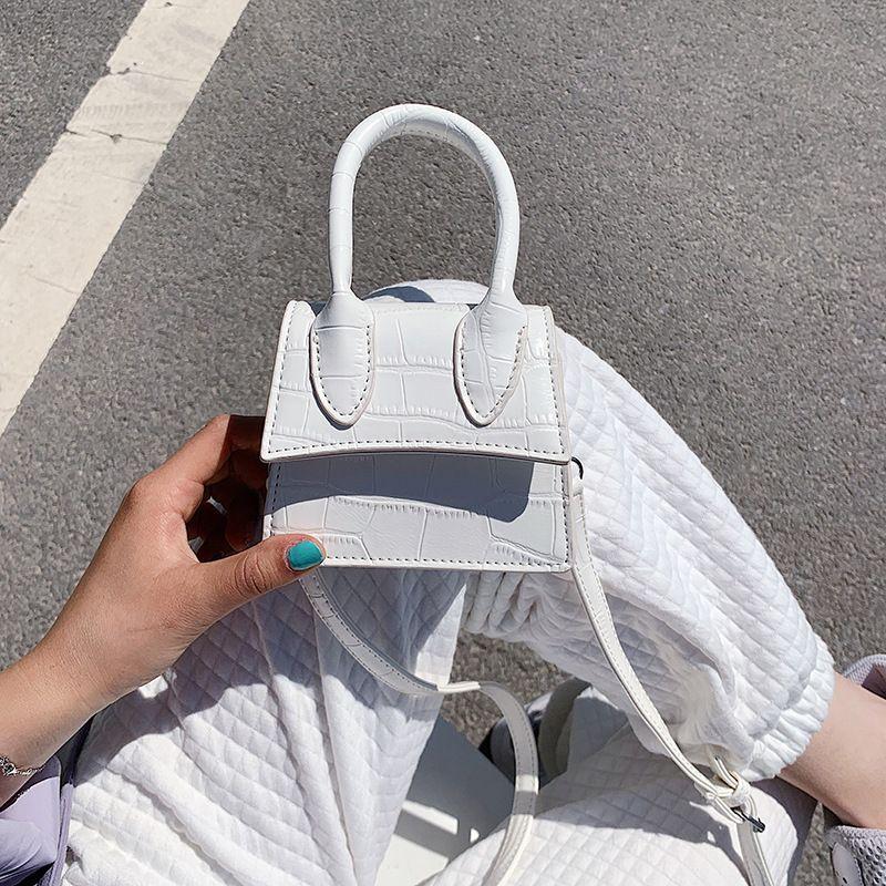Сумки Женские сумки Малый сцепления Ледис Crossbody сумка Mini Модный Кожаный кошелек для женщин сумка Женский Bolso