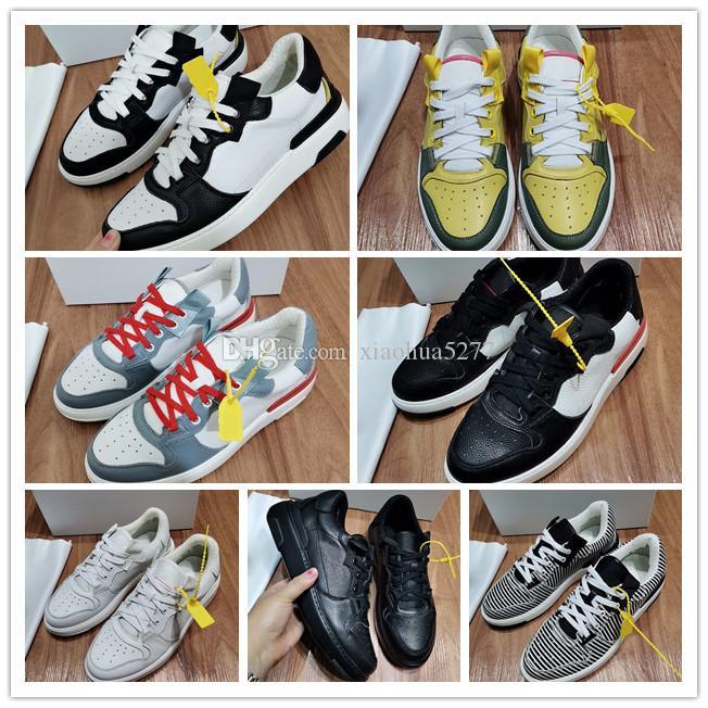 hommes et femmes de créateurs de haute couture qualité 7 chaussures casual couleur des chaussures de course chaussures de voyage 35-45 Avec boîte