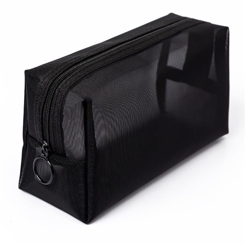 Frauen transparente kosmetische Tasche Reise frauen Tasche Make up Organizer Aufbewahrungsbeutel Kischtisch Beauty Tasche
