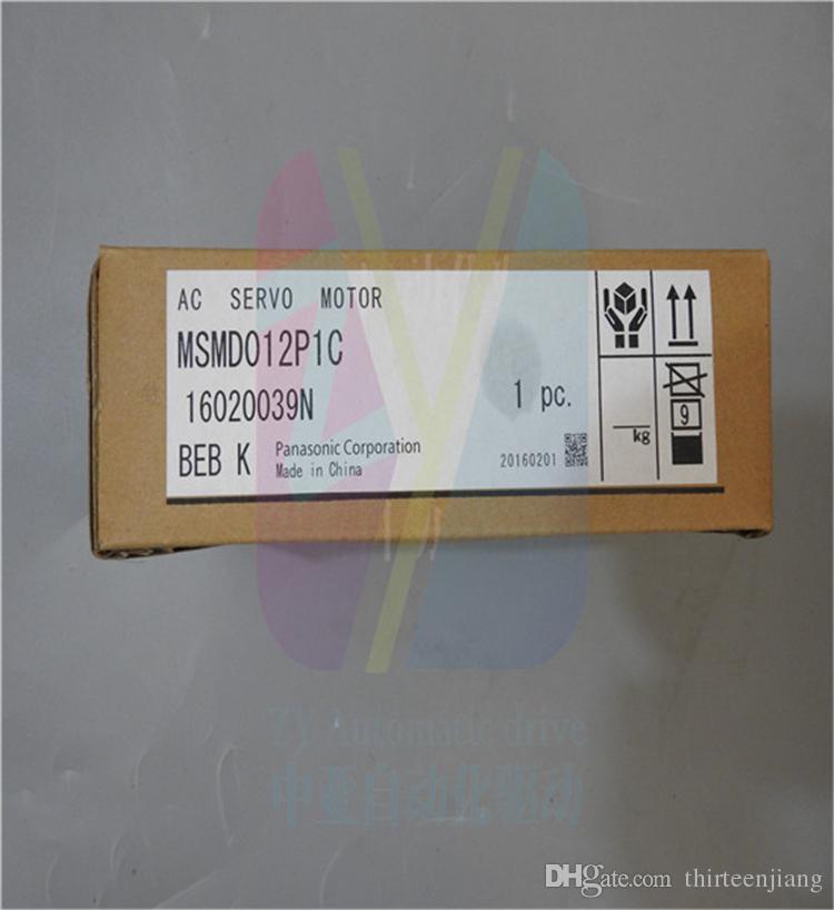 Panasonic Servo Motor MSMD012P1C New In Box Free Expedited Shipping