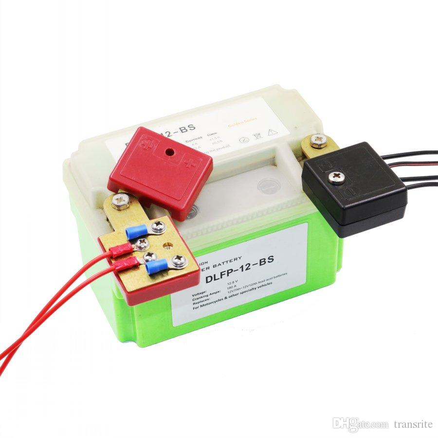 2019 MOTOPOWER MP69115 Multi Car Connection Battery Terminal Connector on