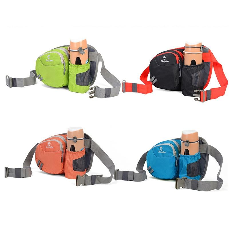 Sports Bag Running Waist Bag Pocket Jogging Portable Waterproof Cycling Bag Outdoor Phone Pack Belt Bags Water Bottle Skiing Pants