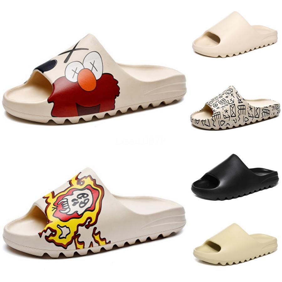2020 Yaz Yeni Çocuklar Sandalet İçin Kız Düz Plaj Sandalet Sevimli Papyon Katı Renk Bebek Kız Prenses Dans Ayakkabıları # 113