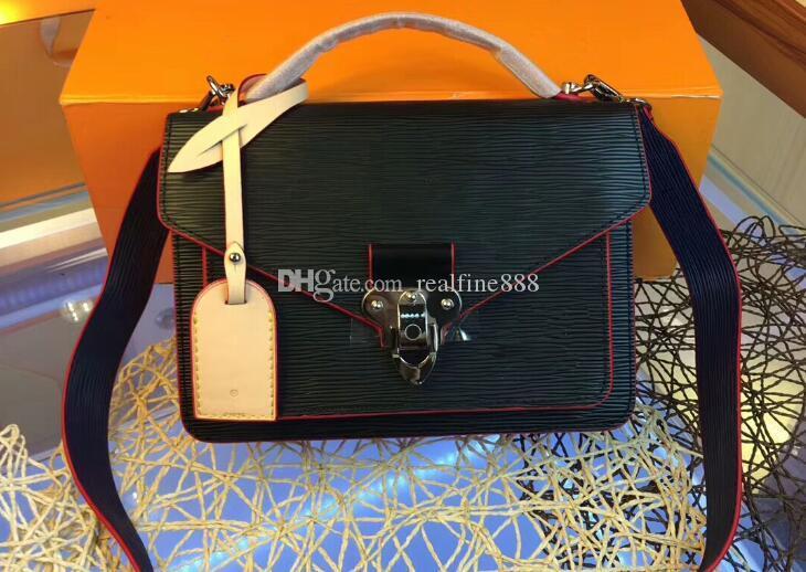 3A Quality M55403 22см Sac Neo Monceau Satchel сумки на ремне для женщин с пылесборника DHL Бесплатная доставка