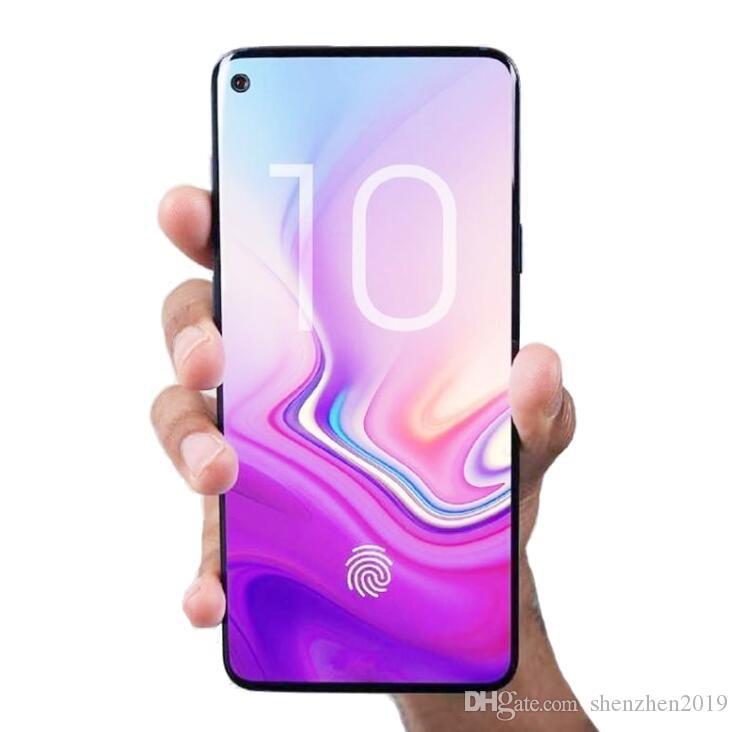 2019 Goophone S10 10Plus Android 8.0 1GB RAM 8GB ROM MTK6580 Octa Core 6.3 inch Shown Fake 6GB RAM 64GB ROM Dual Camera WIFI GPS