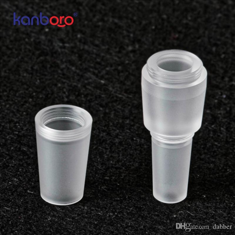 Kanboro Subdab Silikon Standı Wax Atomizer Sıcak Satış Elektronik Ürünleri ile 18.650 Kiti Wax Tırnak Vape