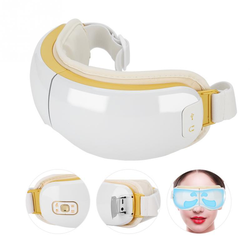 Eye Massager Eyesight Protection Tool Hot Compress Eye Mask Relieve Fatigue Health Care